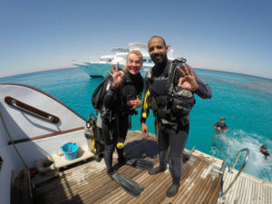 WHITE WHALE DIVERS - DIVING IN HURGHADA